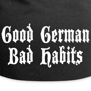 Good German Bad Habits - Jersey-Beanie