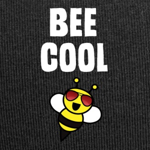 ++ ++ Bee Cool - Jersey Beanie