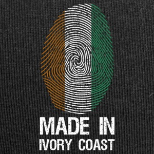 MADE IN CÔTE-D'IVOIRE - Bonnet en jersey