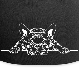 French Bulldog - French Bulldog - Jersey Beanie