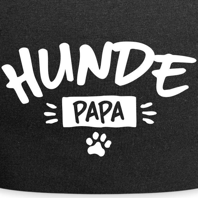 Vorschau: Hunde Papa - Jersey-Beanie