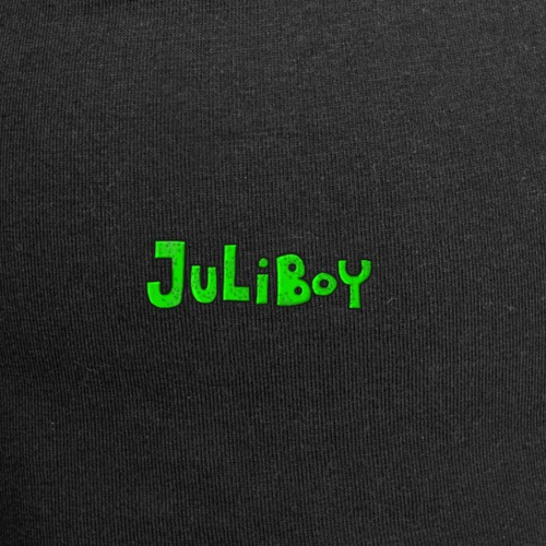 juliboy cartoon text - Jersey Beanie