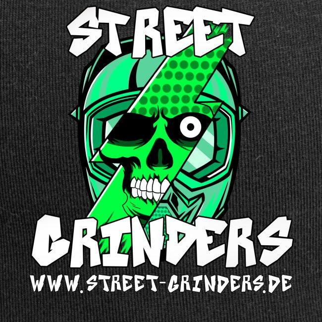 Street Grinders Merch Grün