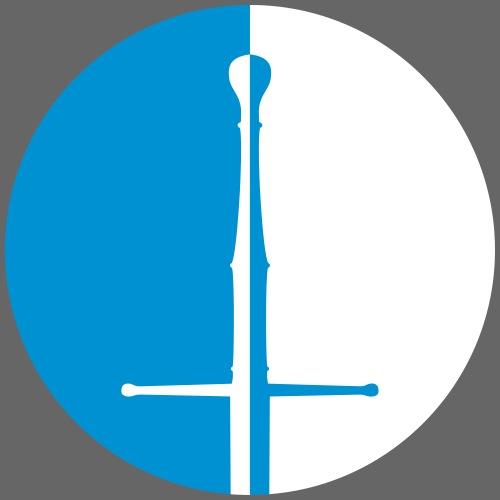 Design Logo zweifarbig