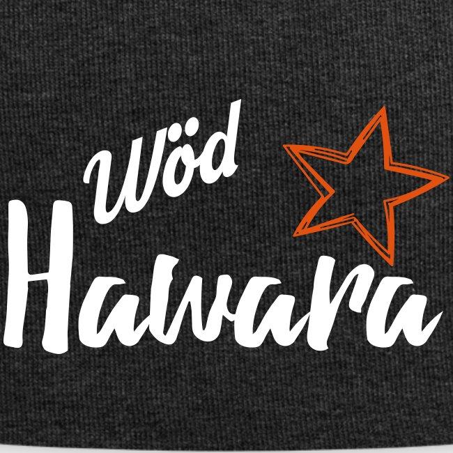 Vorschau: Wöd Hawara - Jersey-Beanie