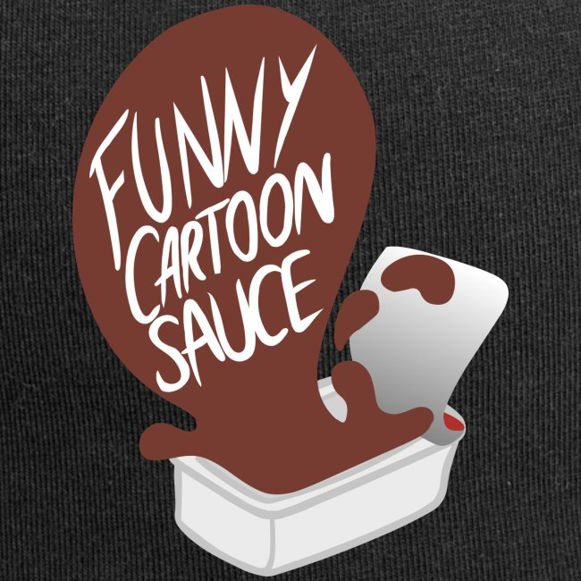 FUNNY CARTOON SAUCE - FEMALE