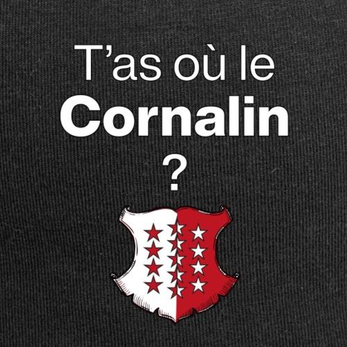 T'as où le Cornalin ? en Valais ! - Jersey-Beanie