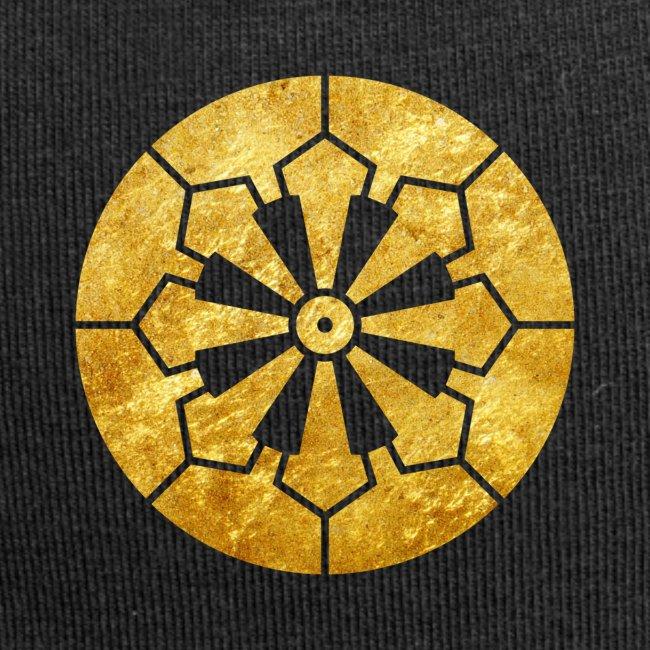 Sanja Matsuri Komagata mon gold
