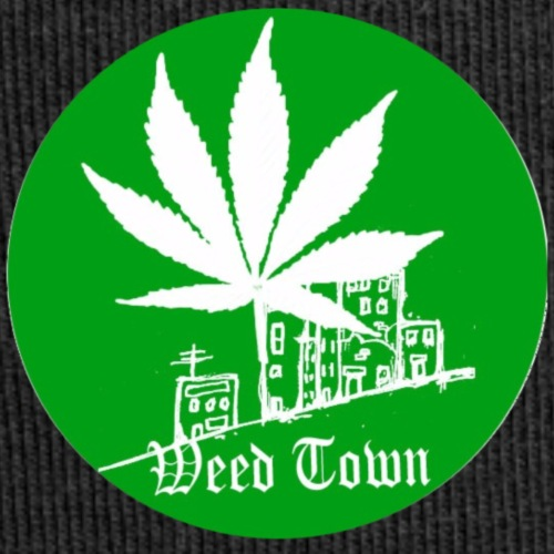 Logo Weed town - Jersey-Beanie