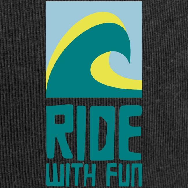 Ride with fun Logo
