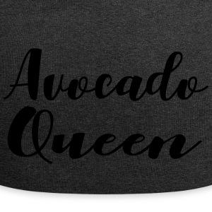 avocado dronning - Jersey-Beanie