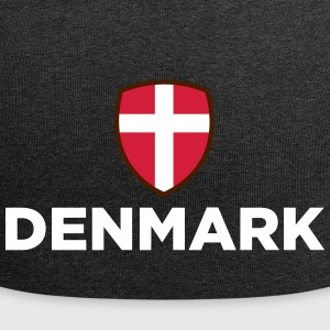 Drapeau national du Danemark - Bonnet en jersey