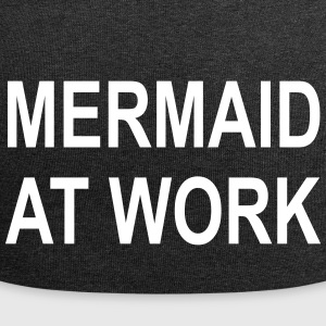 Mermaid på jobbet - Mermaid / man på jobbet - Jerseymössa