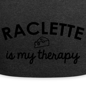 Raclette is my therapy - Jersey Beanie