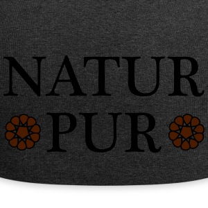 nature pure - Bonnet en jersey