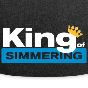 King of Simmering - Jersey Beanie