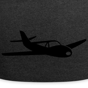 Small sports aircraft - Jersey Beanie