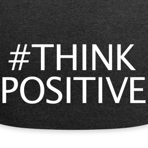 #thinkpositive - Jersey-Beanie