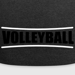 shirt Volleyball - Volleyball de plage T-shirt - Équipe - Bonnet en jersey