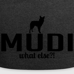 Mudi whatelse - Jersey-beanie