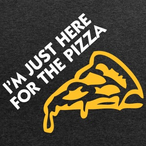 I'm Just Here For The Pizza! - Jersey Beanie