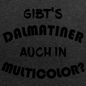 Gibt's Dalmatiner auch in multicolor? - Jersey-Beanie