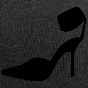 Vector highheels Silhouette - Jersey Beanie