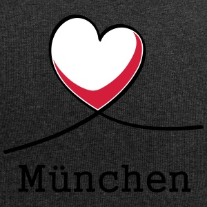 I love Munich! - Bonnet en jersey