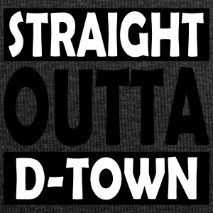 Straight Outta D-Town - Jersey Beanie