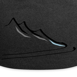 mountain1 - Beanie in jersey