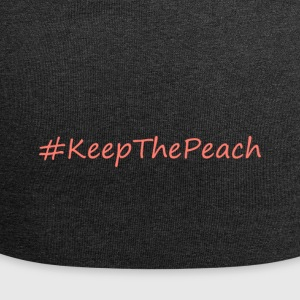 Hashtag KeepThePeach Coral - Jersey-Beanie