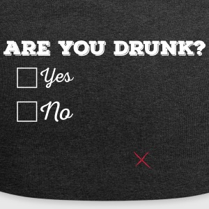 Are you drunk? - Jersey-Beanie