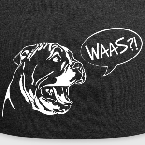 Waas?! - Bulldog Puppy English - Bonnet en jersey