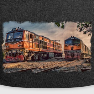 locomotives Thai - Bonnet en jersey
