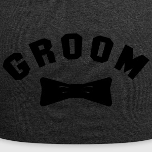 GROOM Getting Married - Jersey Beanie