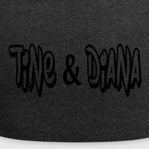 Tine and Diana - Jersey Beanie