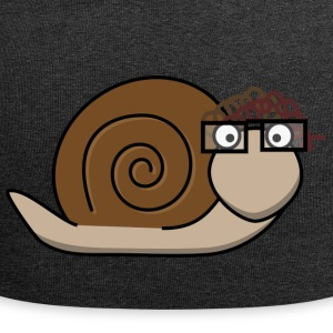 Old brown snail - Jersey Beanie