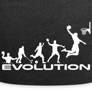 Basketball evolution - Jersey Beanie