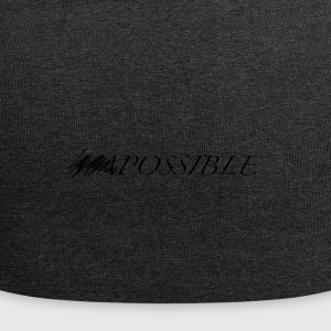 impossibile - Beanie in jersey