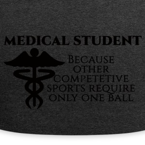 Doktor / Arzt: Medical Student, because other - Jersey-Beanie