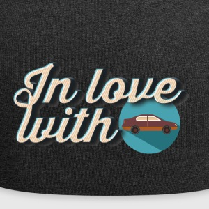 In love with cars - Jersey Beanie