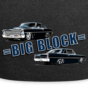 Big block Chevy II nova Super Sport - Bonnet en jersey