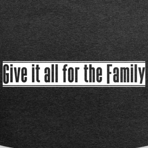 Give_it_all_for_the_Family - Jersey-Beanie