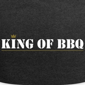 king of bbq - Jersey Beanie