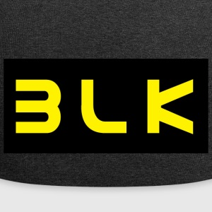 BLK Productions Logo - Jersey Beanie