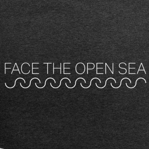 FACE THE OPEN SEA - Jersey Beanie