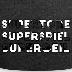 Supertore, Superspiel, Supergeil - Jersey-Beanie