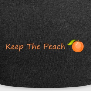 Keep the sweet peach with peach - Jersey Beanie