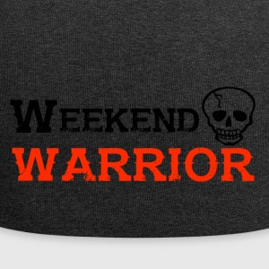 Shirt Weekend Warrior Weekend Party - Jersey-Beanie