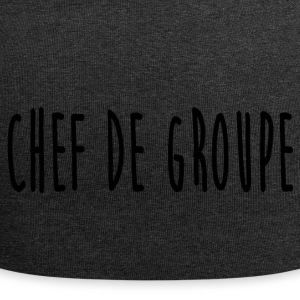 chef_de_groupe - Jersey-beanie